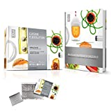 Kit De Cocina Molecular Molecule-R Más Libro De Recetas 'Cocina Molecular De Molecule-R'...