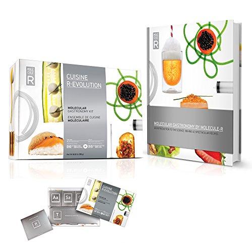 Kit De Cocina Molecular Molecule-R Más Libro De Recetas 'Cocina Molecular De Molecule-R' (En...
