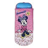 Kinderreisebett AUSWAHL Schlafsack aufblasbar Reisebett Kinderschlafsack Kinderbett Bett (Minnie Maus)