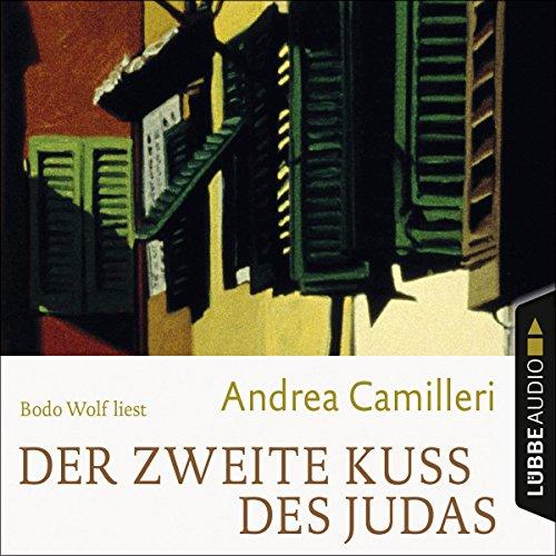 Der zweite Kuss des Judas Titelbild