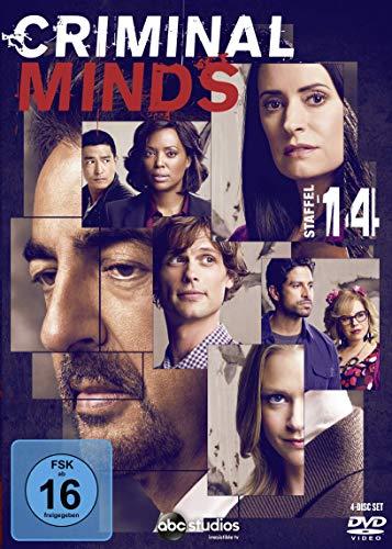 Criminal Minds - Staffel 14 [4 DVDs]