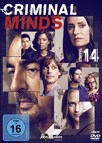 Criminal Minds - Staffel 14 [4 DVDs]