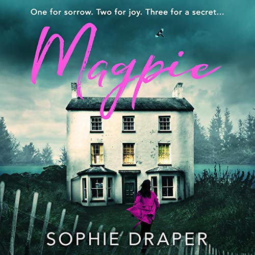 Magpie audiobook cover art