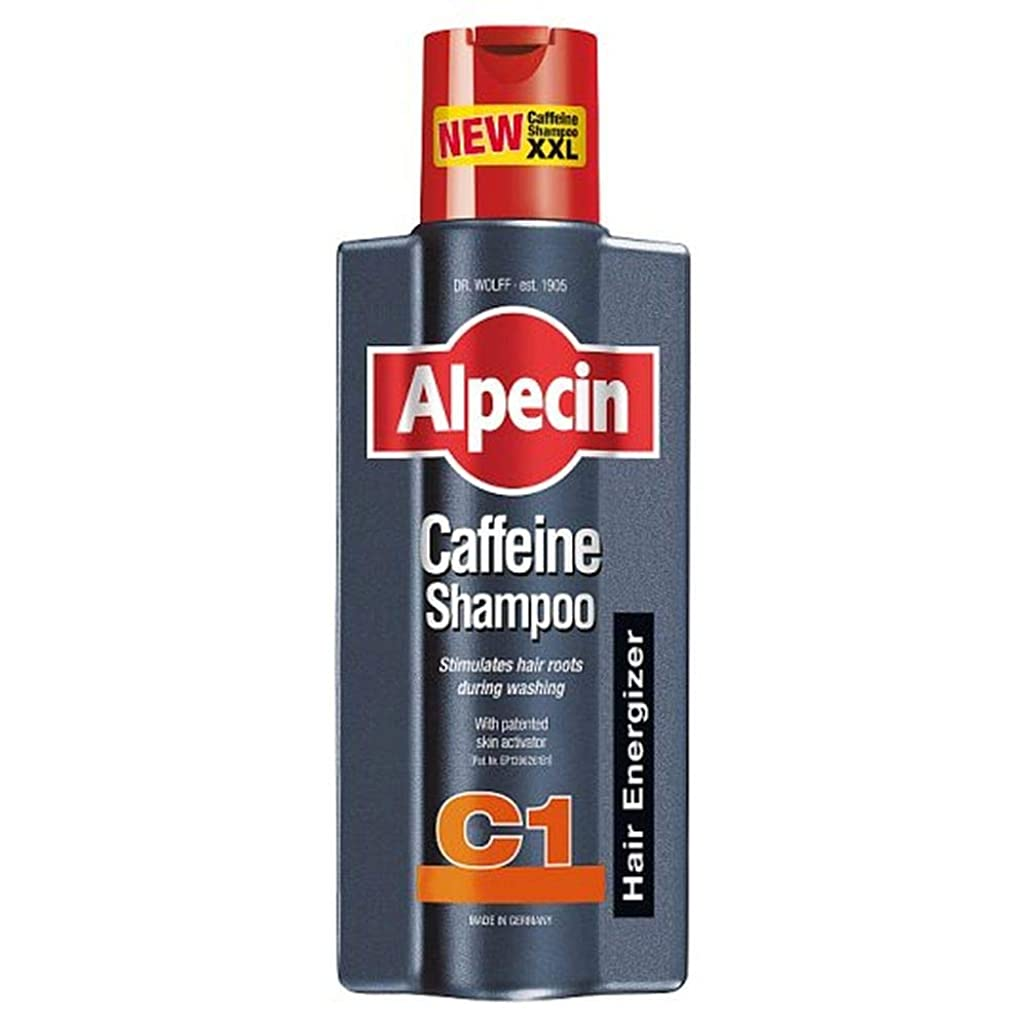 ゴシップフォロー符号[Alpecin] C1シャンプー375ミリリットルAlpecin - Alpecin C1 Shampoo 375Ml [並行輸入品]