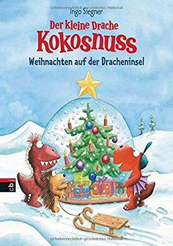 Der kleine Drache Kokosnuss - Weihnachten auf der Dracheninsel (Bilderbücher, Band 7)