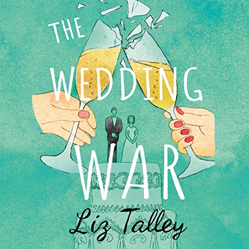 The Wedding War audiobook cover art