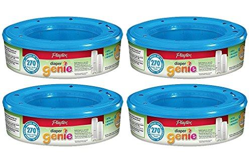 Diaper Genie II Refills (Pack of 4)