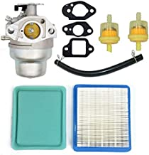 HQparts Carburetor Air filter Fit For Troy Bilt TB240 Lawn Mower 160cc 12AVB2AQ711 21