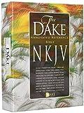 Dake NKJV Burgundy Bonded Leather: Dake NKJV Burg Bonded (Dake Nkjv)