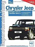 Chrysler Jeep Wrangler Serie YJ / Cherokee Serie XJ: 2,1-l-Renault-Turbodieselmotor. 2,5 l und 4,0 l Benzineinspritzmotoren. 2,5 l Turbodieselmotor. ... der genannten Motoren (Reparaturanleitungen)