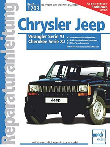 Chrysler Jeep Wrangler Serie YJ / Cherokee Serie XJ (Reparaturanleitungen)