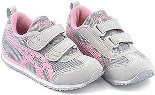 [アシックス] スクスク SUKU2 女の子 男の子 キッズ 子供靴 運動靴 通学靴 ランニングシューズ スニーカー メキシコ ナロー ミニ 4 ストラップ 反射材 通気性 クッション性 MEXICO NARROW MINI 4 1144A007