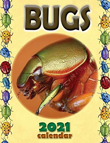 Bugs 2021 Calendar