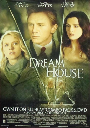 """Dream House (2011) Movie Poster 27"""" X 40"""" (Approx.)"""