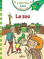 Sami et Julie CP Niveau 2 - Le zoo d'Emmanuelle Massonaud