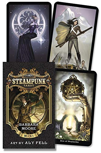 The Steampunk Tarot Mini