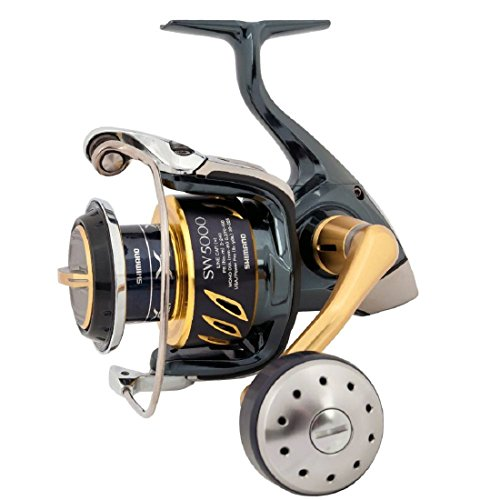 Shimano Stella SW-B 5000 HG - Carrete de pesca