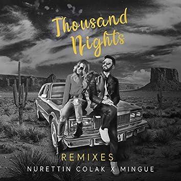 Thousand Nights (Remixes)