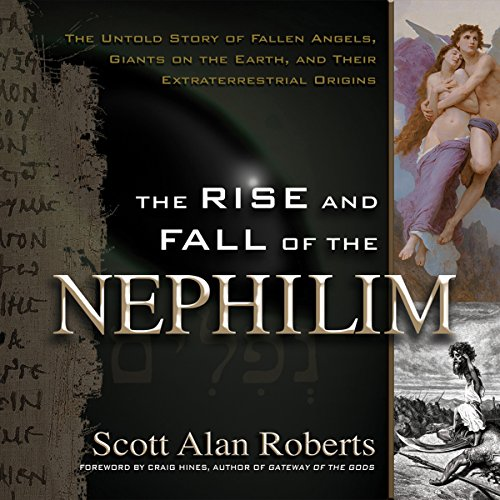 The Rise and Fall of the Nephilim audiobook cover art