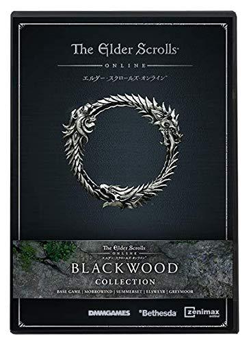 エルダー・スクロールズ・オンライン:ブラックウッド日本語版(DLコレクション通常版)|オンラインコード版