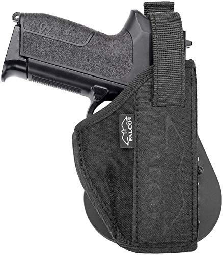 Craft Holsters Jericho 941 FBL Compatible Holster - Nylon...