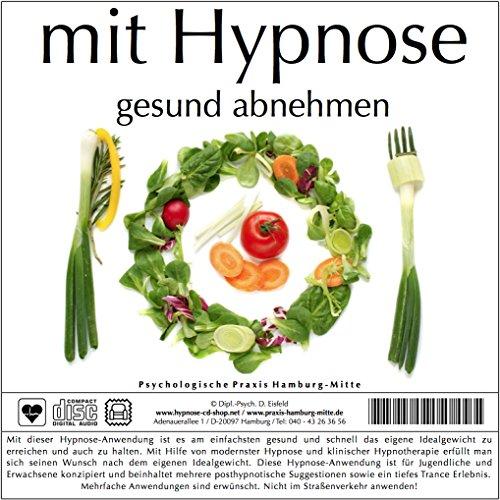 MIT HYPNOSE GESUND ABNEHMEN (Hypnose-Audio-CD)