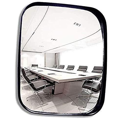 Espejo de Tráfico El tráfico exterior gran angular, Caja Espejo acrílico gran angular Plaza luz de la lente espejo convexo supermercado antirrobo Espejo Espejo ángulo muerto Activar monitorización for