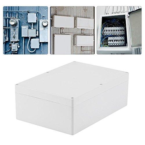 Anschlussdose, 263 * 185 * 95mm Externe Anschlussdose Wasserdichter Projektkoffer für Heimwerker, für elektronische Projekte im Innen- und Außenbereich