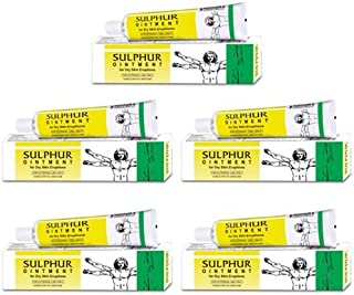 Bakson's Homeopathy - Sulphur Ointment Skin Eruption 1 X 25Grams