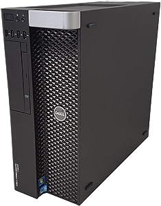 T3600 Workstation 1x 2.60GHz E5-2670 8-Cores Total 32GB RAM Quadro 600 No HDD No OS (Renewed)
