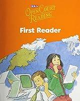 Open Court Reading: First Reader, Grade 1 0076027791 Book Cover