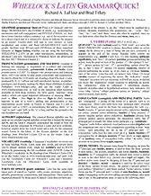 Wheelock's Latin GrammarQuick! (Latin Edition) (English and Latin Edition)