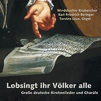 Lobsingt Ihr Voelker Alle by BERTHIER / PETZOLD (2010-04-03)