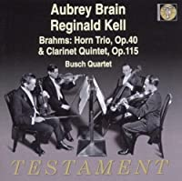 Horn Trio Clarinet Quintet by VARIOUS ARTISTS