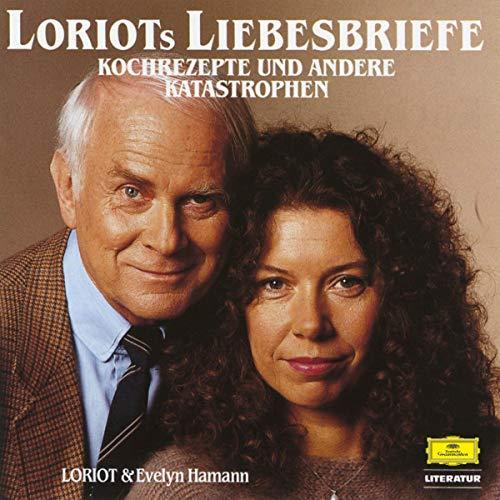 Loriots Liebesbriefe, Kochrezepte und andere Katastrophen Titelbild