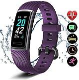 [page_title]-Letsfit Fitness Armband, Schrittzähler Uhr, Wasserdicht IP68 Aktivitätstracker mit Pulsmesser, Fitness Tracker pulsuhr für Kinder Damen Herren iOS Android Kompatibel