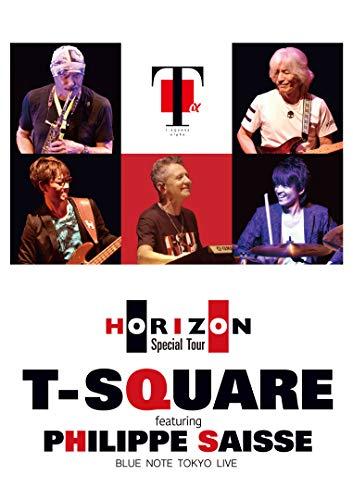 [画像:T-SQUARE featuring Philippe Saisse ~ HORIZON Special Tour ~@ BLUE NOTE TOKYO (DVD)]