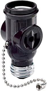 Legrand-Pass & Seymour 1406CC10 Pull Current Tap Great for Light Duty Applications, Black