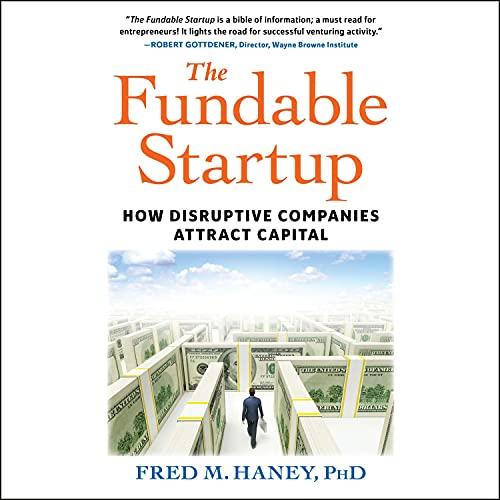 Couverture de The Fundable Startup