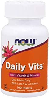 NOW Foods Daily Vits Multi Tabs 100's