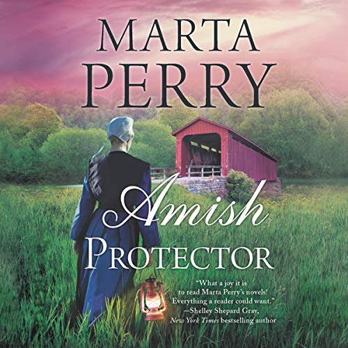 Amish Protector cover art
