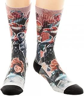 captain america civil war socks