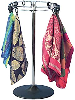 Marvolus 156-1D14X Scarf And Handkerchief Counter Rack