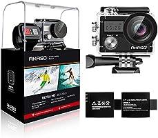 Save big on AKASO 4K WiFi action camera