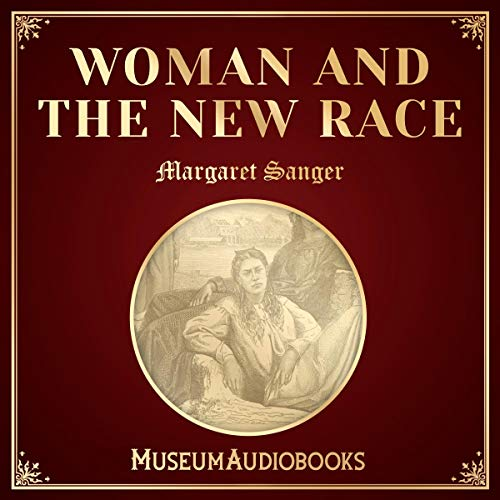 Woman and the New Race cover art