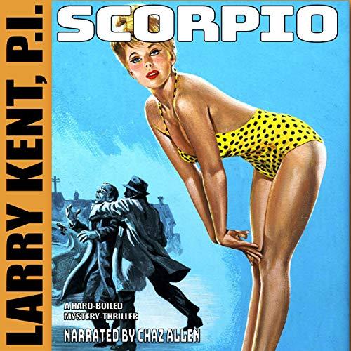Scorpio audiobook cover art