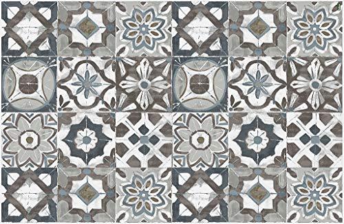 Vilber, Alfombra Vinilo, KOLLAR 80, 78 x 120 x 0.22 cm