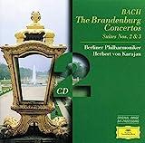 The Brandenburg Concertos Suites Nos. 2&3 - erbert Von Karajan