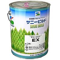 エスケー化研 サニービルドEX SR色淡彩 4kg SR-407