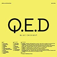 Q.E.D (完全生産限定盤) (特典なし)